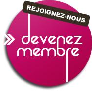Rejoignez-nous, devenez membre !