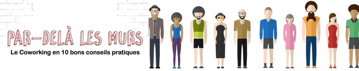 #coworking : Par-delà les murs, un ebook gratuit