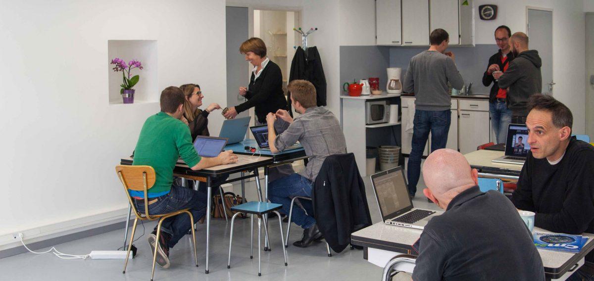 #coworking : Le mug, une nouvelle association pour gérer l'espace