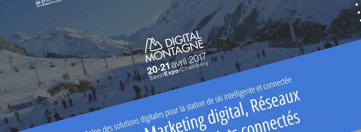 #partenariat : Chambé-Carnet présent à Digital Montagne