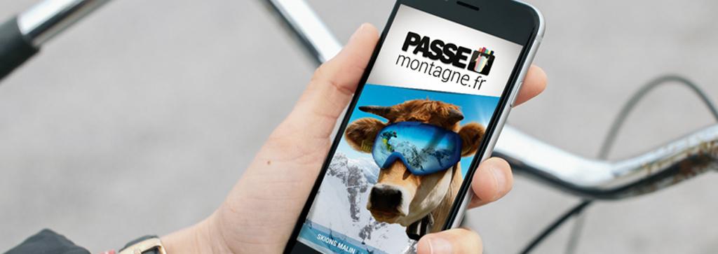 #apps : Passe Montagne sort son application