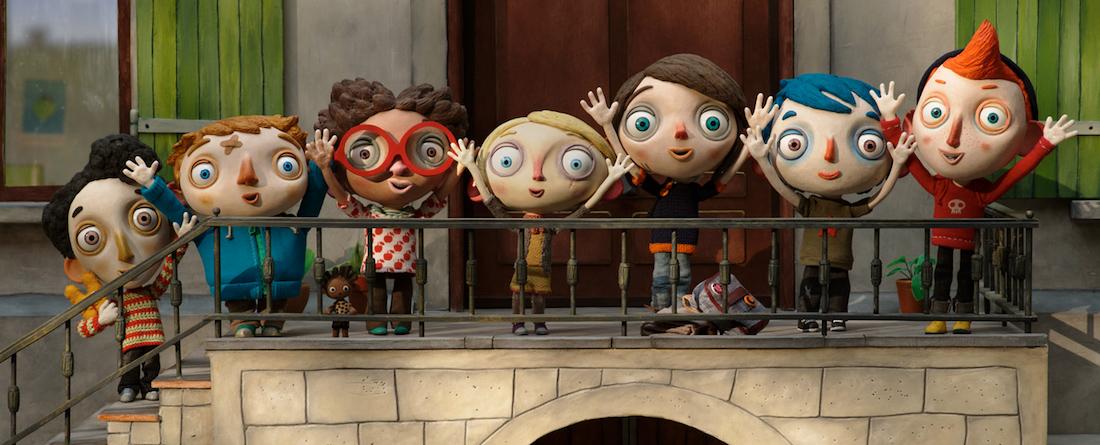 #impression3D : Initial, créateur des marionnettes de «Ma vie de courgette»