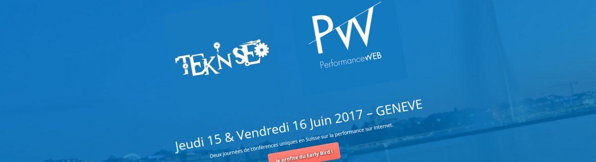 #événement : Performance Web et TeknSEO proposent deux jours sur la performance web