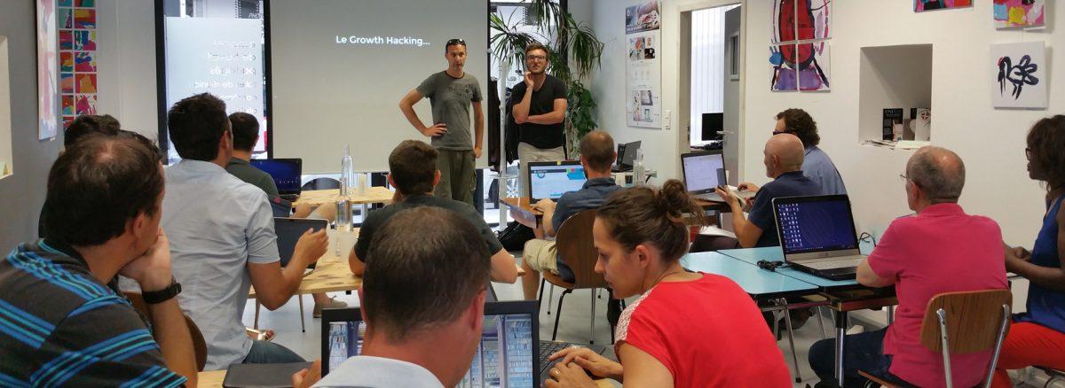 #compterendu : retour sur l'atelier growth hacking