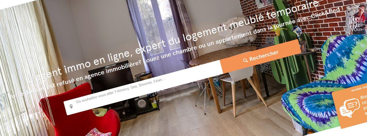 #financement : Click & Bed lève 200 000 euros