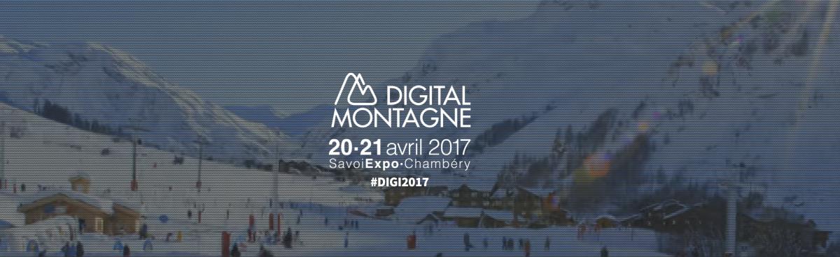 #DIGI2018 : Digital Mountain 2018, appel à concours !
