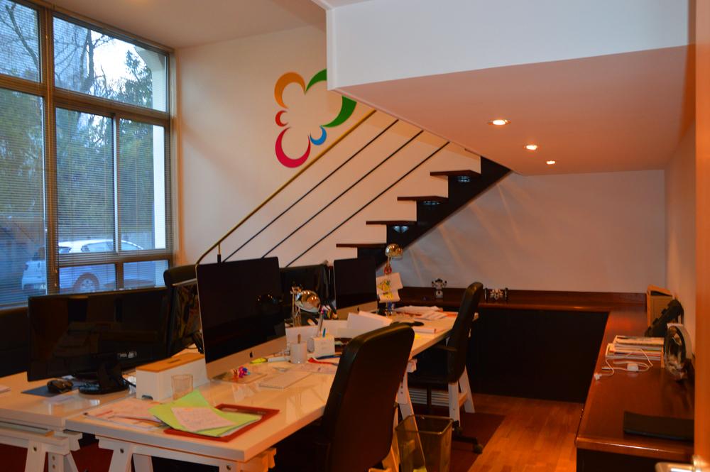 #bureaux : Digital Effervescence partage ses bureaux