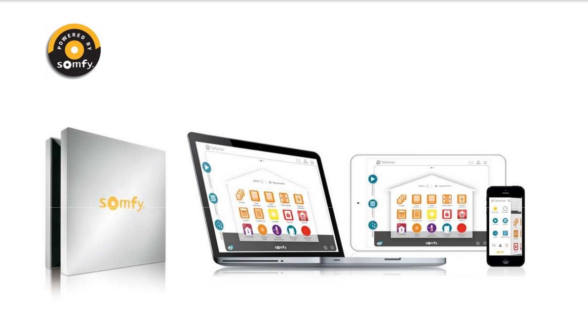 #domotique : Somfy annonce des partenariats avec Apple et Google suite au C.E.S de Las Vegas