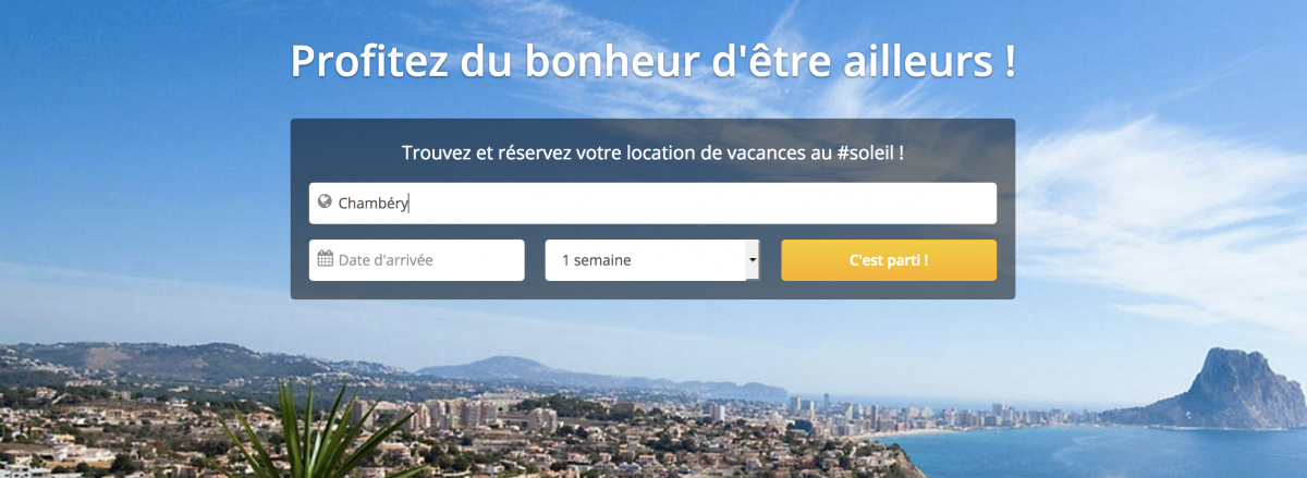 #vacances : Sun Location, plateforme Savoyarde indépendante de réservation de vacances