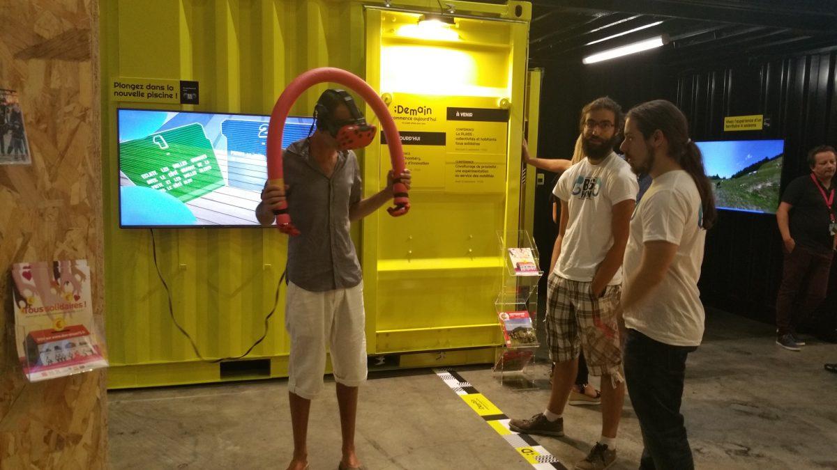 #startup : Big Horn, réalité virtuelle et 3D immersive