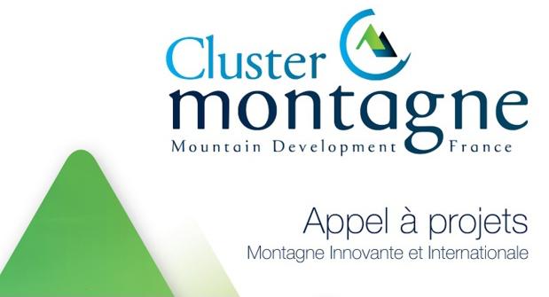 #candidature : Appel à projets innovants du Cluster Montagne