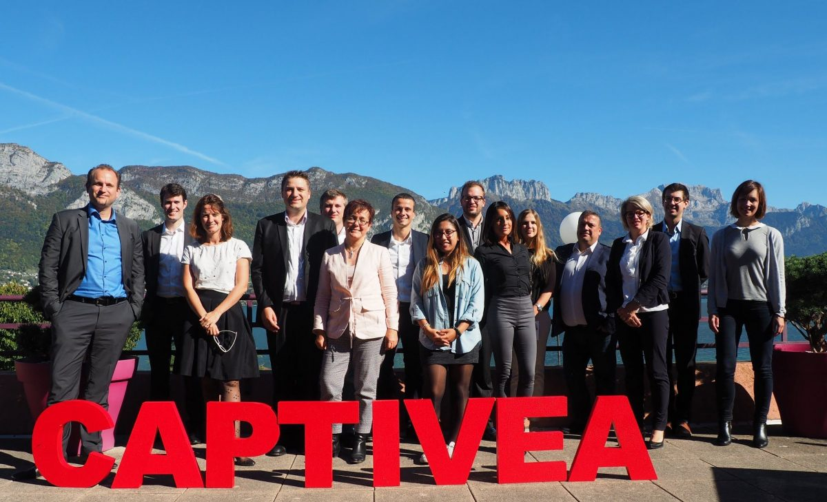 #entreprise : Captivea ouvre une filiale en Floride