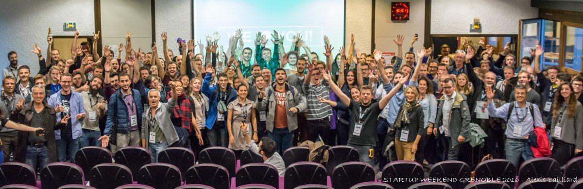 #startupweekend : une première édition à Chambéry