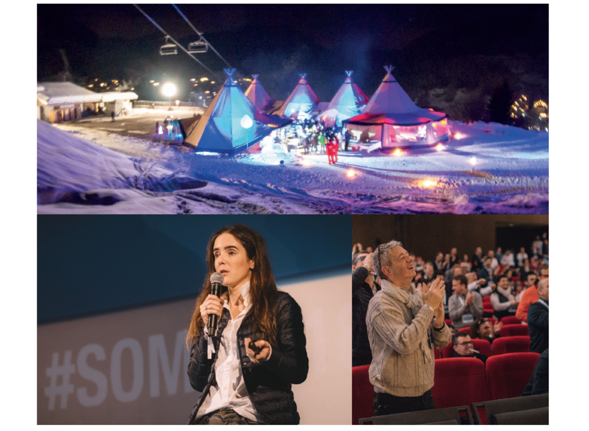 #Conférences : La 4ème édition des Sommets du Digital sous le signe de l'inspiration