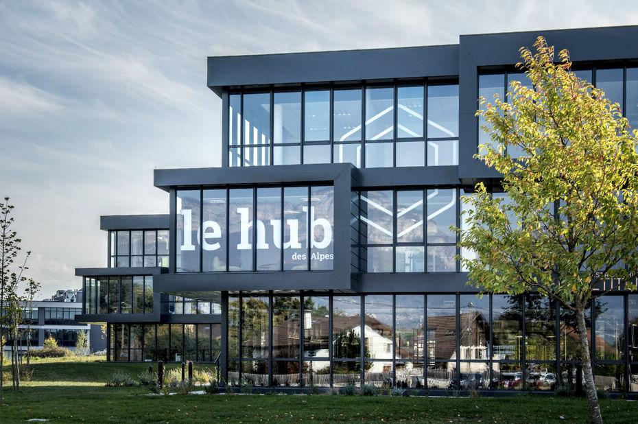 #accélération : Le Hub des Alpes, nouveau lieu d'innovation high-tech à Chambéry pour prendre de l'altitude